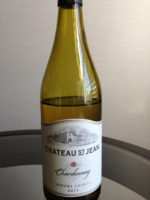 Chateau St-Jean        2011   Sonoma Country Chardonnay