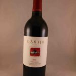 2012   Dashe           Zinfandel        Florence Vineyards