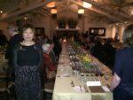 ナパヴァレーワインライター・シンポジウム・フェオーシップ晩餐会