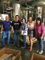 カリフォルニアで日本人女性のワインブランドを立ち上げ中!